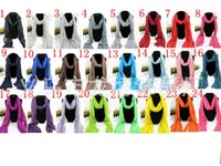 Wholesale pendants scarf jewelry New scarf with jewellery cotton soft scarves beads candy shape