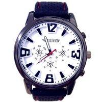 Cheap Wholesale-Hot sale Japan movement Military Pilot Aviator Army Silicone Watch men Sport Quartz Wrist Watch