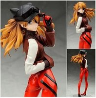 asuka langley figure - December update hot anime Neon Genesis Evangelion EVA Characters Asuka Langley Soryu action figure Shin Seiki Evangerion toys