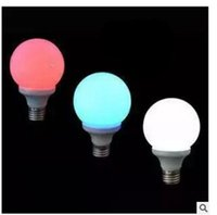 Wholesale Magic Trick Large Bulb Lights At The Magician s Command Control Color Changing Magnet Ring KKA19