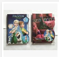 best fashion books - 5 styles Fashion Big Hero notebook Frzoen Cars journal notebook best gift for children lovely book gift stationery paper R401