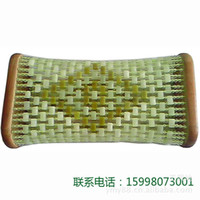 Wholesale Long term production of hollow jade pillow jade pillow refreshing health quality assurance