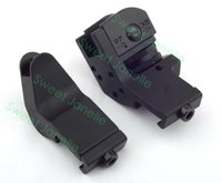 advanced optics - Ar15 Ar Front and Rear Degree Rapid Transition Buis Backup Iron Sight By Ade Advanced Optics