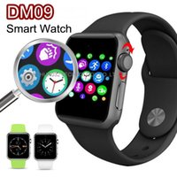 apples knobs - LF07 DM09 Bluetooth Smart Watch Phone Support SIM Card D ARC HD Screen Camera Wearable SmartWatch Magic Knob Sync For IOS Android Phone