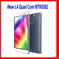 Wholesale iNew L4 Android5 Lollipop Bit Quad Core MTK6735 GB GB ROM mAh G LTE inch MP Camera SmartPhone