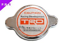 Wholesale TRD S Type Radiator Cap High Pressure Type F MM In stock and ready to ship universal fitment