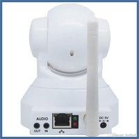 Wholesale Foscam Wireless IP Camera Wifi LED Night Vision Black Foscam FI8918W CCTV WiFi Wire discount hot