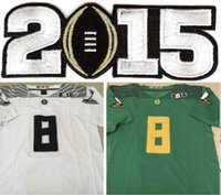 Wholesale Oregon Marcus College Football Jersey Diamond Quest Ducks jerseys Playoff Rose Bowl Special Event Jersey