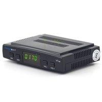Cheap Freesat V7 High Digital Satellite TV receiver Support PowerVu Biss Key CCcam Newcam Youtube 3G USB WiFi DVB-S2 Mini PC Set top Box
