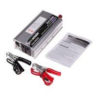 Wholesale Silver SUOER SAA A W DC12V to AC V top quailty High power Solar Car Power Inverter