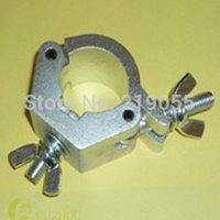 aluminum tube clamps - High quality aluminum tube clamp lighting clamp Light hook