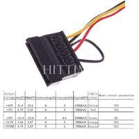 atx voltage - Practical DC ATX W V Pico Switch PSU Car Auto ITX ATX Power Supply Module W