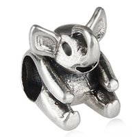 Cheap 925 silver charm Best silver charm beads