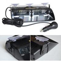 Precio de Emergency light-S2 Viper Federal Signal 16pcs LED de alta potencia de luz estroboscópica de coches Auto Advertir policía se enciende la luz LED luces de emergencia del coche 12V de la lámpara frontal coche de la luz