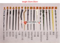 Wholesale harry potter dumbledore magical wand cosplay magic wand Hogwarts wand magic magical wand cosplay wands in box non luminance styles