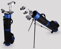 golf bags - PGM Golf Carry Stand Bag Support Gun Rack Bag pink black blue red orange QIAB008