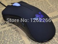 Cheap Discount Boxed! OEM for Abyssus Deathadder Gaming Mouse 3500dpi Infrared Competitive games must Best Selling!NO driver software