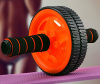 Wholesale Single Wheel Abdominal Trainer Body Building Ab Roller Home Fitness Training Equipment