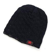Wholesale Woman Man Skull Beanies Hat Autumn Winter Warm Wool Blend Ski Men Women Lovers Caps Hot Sale Sport Knitted Beanie Hats Cap