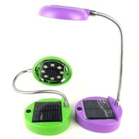 ans plastics - Green Energy ans solar power product Home Electronic Lighting LED light Solar Table Lamp Round Head