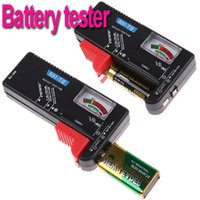 Wholesale Universal BT Battery Tester AA AAA C D V V Checker Easy to Use
