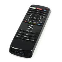 bd oem - New Dual Side QWERTY Keyboard OEM Replacement Remote Control XRB300 Compatible VIZIO Blu ray BD DVD XRB300 XBR102 VBR135 VBR133 VBR338 VBR12