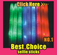 china toys - New LED Light Sticks Hot China cm Glow Toy Flashing Foam Stick Concert Party Down Toys Stick