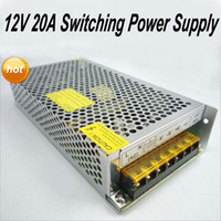 Wholesale 12V A W Switch Power Supply Driver Switching For LED Strip Light Display V V