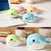 Wholesale Cute Cartoon Whale mini USB Humidifier Air moist Fresher Purifier For Home Room Office Car Air Cleaning Cooling Humidifiers With Four Colors