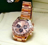 Wholesale Classic mens watch rose gold watches mechanical wristwatch automatic movement brand watches