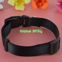 All Seasons dog sizes - Pieces Hot Sale New Arrival Brand Colors Sizes Stocked Nylon Dog Pet Collar Necklace Cat Puppy Products
