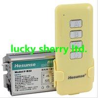 wireless rf remote control - Y B32 V Two Ways Wireless RF Remote Control Switch For Light green blue pink yellow white LS4