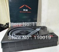 Wholesale AQ K2 Speaker Audio Cable with V DBS Tube Amplifier m