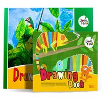 bear coloring - 5pcs hot selling children s advanced drawing books watercolor gouache coloring book painting book educational toys