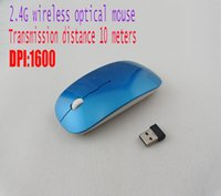 Wholesale As far as meters above the manipulation of the distance G wireless mouse for Desktop notebook laptop optical