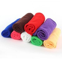 Wholesale New cm Nice Home Women Kitchen Absorbent Microfiber Towels Dishcloth Rags Washcloth10pcs