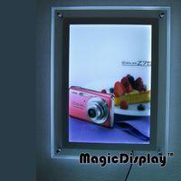 acrylic box photo frames - Acrylic Photo Frame Light Box for Advertising