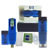 Wholesale BSIDE BDA01 Portable DC Current USB Data Logger mA Resolution LED Alarm K Memory mA Signal Collector Recorder