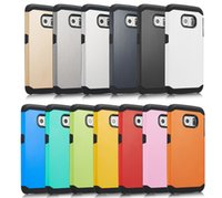Wholesale SGP style Tough Armor Shockproof dirtproof Case Cover for Samsung Galaxy S5 S6 G9200 edge