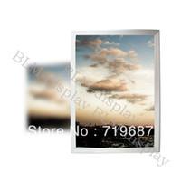 Wholesale Direct Manufacture A3 MM Aluminum Edge Snap Frame Clip frame BLMCS121
