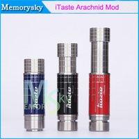 Cheap Original Innokin iTaste Arachnid e-cigarettes cool design vapor mod e cigs mod sipder-man vaporizers Innokin itaste arachnid 002708