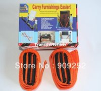 Wholesale 400pcs pack pack Moving Straps Forearm Delivery Transport Rope Belt Home Carry Furnishings Easier
