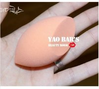 beauty encounter - L7 Beauty Egg Puff Foundation Dry Wet And Dry Dual use Hot Sponge Puff Encounter Water Changes
