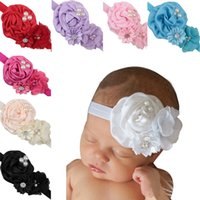 baby bear band - Briloom FEITONG Newborn Flower Headband Baby Hair Band Accessories