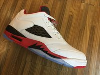 basketball pc - Retro Low Fire Red Alternate Low LOW RETRO CNY CHI Fire Red Bel Air basketball shoes Olympic french color retro S sneaker