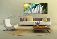 Cheap Cheap Modern Canvas Art Framed Picture Canvas Wall Decor Painting Landscapes 3 Panel Wall Art for Home Decoration