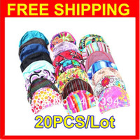 Wholesale 20pcs per New Men Or women Spandex Nylon SWIMMING Caps Swim Hats Multi color