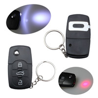 Wholesale Electric Shock Gag Joke Prank Car Key Remote Fun C hv3n