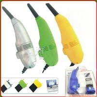 Wholesale high quality vacuum Mini Dust catcher to the USB port of your laptop or Computer