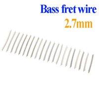 bass fretwire - Top Quality Copper Bass Fret Wire Copper Fretwire Set mm Bass Parts Accessories I212